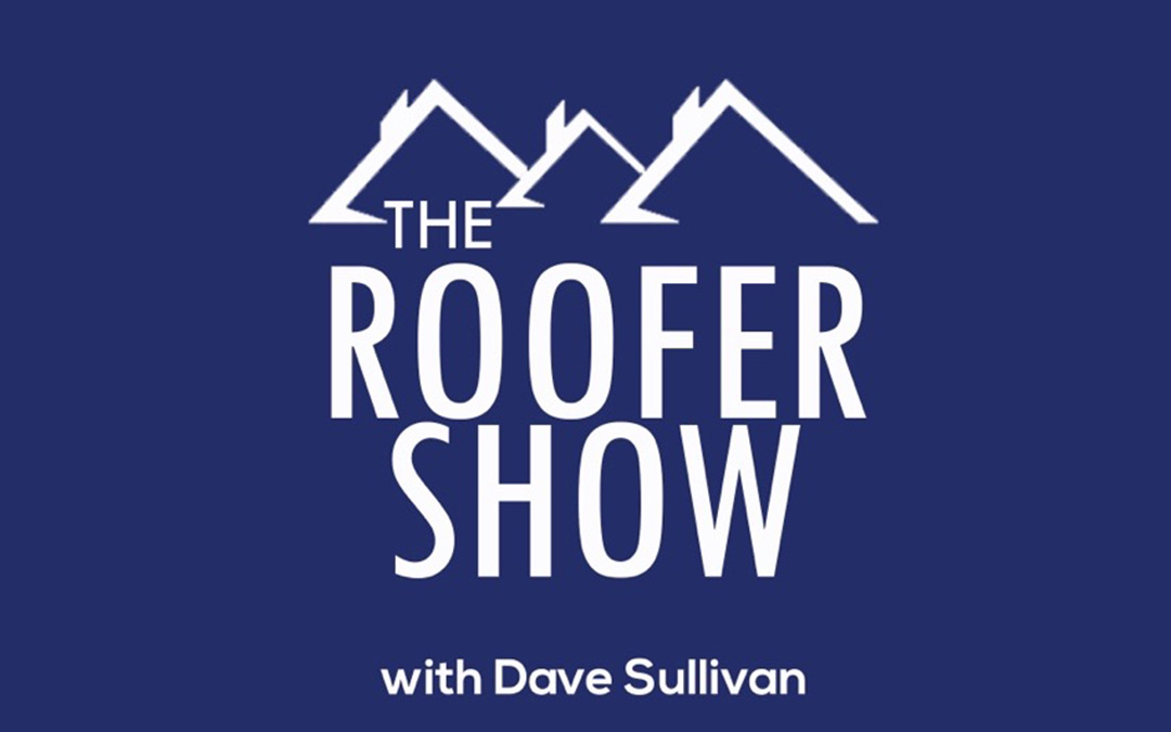 MSL Treasurer Featured on The Roofer Show